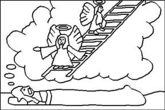 Pintar imagenes de la Biblia >>> Instruye al niño en su camino ...